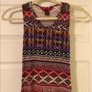 Hot Kiss Tight Maxi Dress